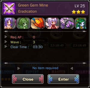 Green Gem Mine 4