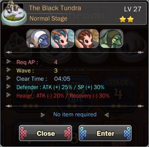 The Black Tundra 8