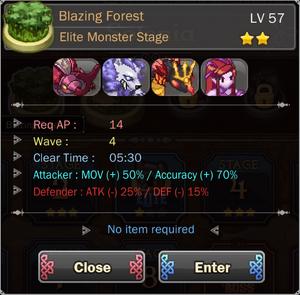 Blazing Forest 6