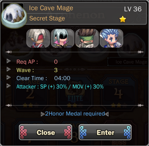 Ice Cave Mage 10