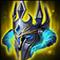 Wraith King Helm