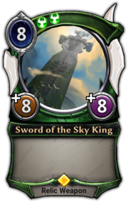 Sword of the Sky King