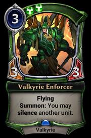 Valkyrie Enforcer