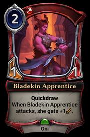 Bladekin Apprentice