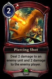 Piercing Shot