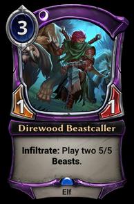 Direwood Beastcaller