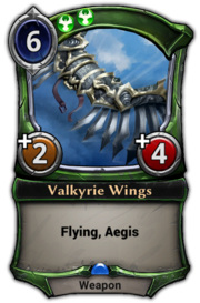 Valkyrie Wings