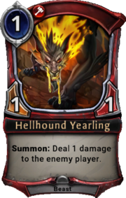 Hellhound Yearling