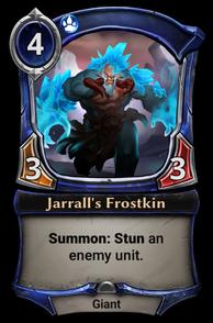 Jarrall's Frostkin