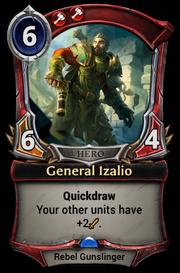 General Izalio