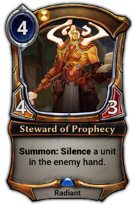 Steward of Prophecy