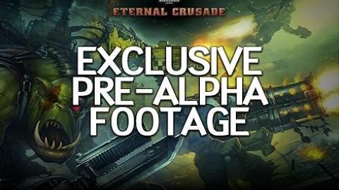 Warhammer 40K Eternal Crusade - Exclusive Pre Alpha Gameplay Footage-0