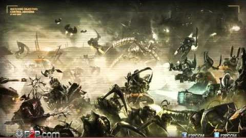 Warhammer 40,000 Eternal Crusade Factions Trailer-2