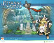 Eternal Sonata Promotional Wallpaper - Tuba