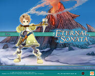 Eternal Sonata Promotional Wallpaper - Beat