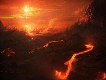 The smoldering isles