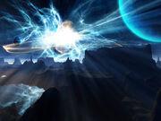 SuperNova, Space Art