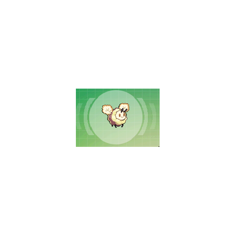 Polbee as seen in the Pokedex