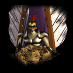 The Lion Throne