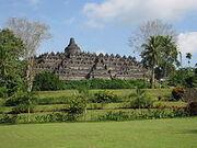 Borobudur temples