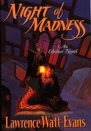 Night of Madness (Novel) 1