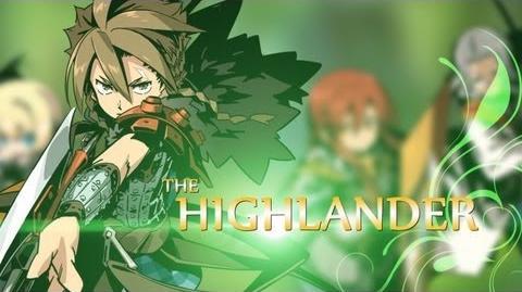 Etrian Odyssey Untold The Millennium Girl Highlander