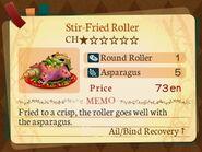 Stratum 1. Stir-Fried Roller