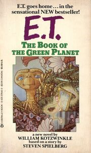E.T. The Book of the Green Planet