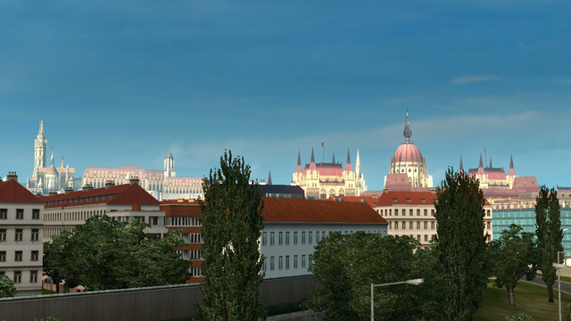 File:Matthias Church and Hungarian Parliament.png