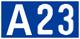 Portugal A23 icon