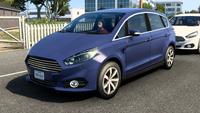 ATS Ford S-Max