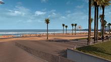 Los Angeles Santa Monica State Beach South