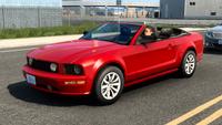 ATS Ford Mustang