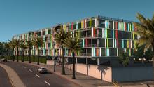Los Angeles Santa Monica Civic Center