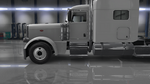 Peterbilt 389 Chrome Basic Sideskirts