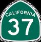 CA 37 sign