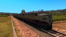 San Rafael Wine Train