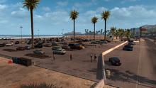 Los Angeles Santa Monica State Beach North