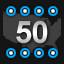 ATS Achievement finish50jobs