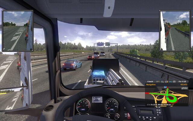 File:MAN TGX on the road.jpg