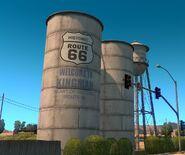 KingmanHistoricRoute66WaterTowers