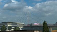 Mannheim Kurt-Schumacher-Brücke