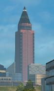 Frankfurt Messeturm