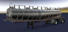 ATS Chemical Tank Trailer