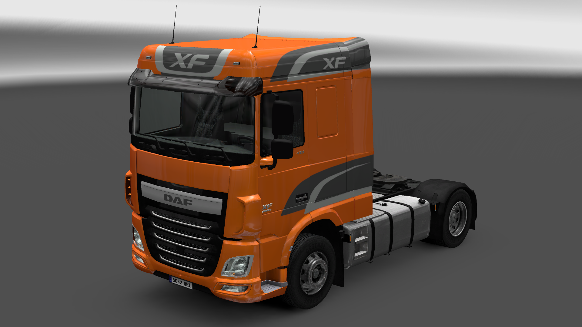 image daf xf euro 6 paint truck simulator. Black Bedroom Furniture Sets. Home Design Ideas