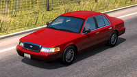 ATS Ford Crown Victoria
