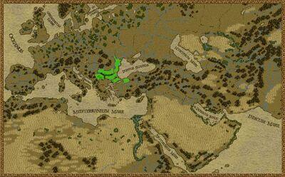 Thracian Auxiliary Cavalry AOR