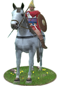EB2 Polybian Roman Citizen Cavalry
