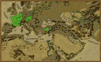 Gallic Auxiliary Cavalry AOR