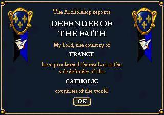 Defender of the Faith EUII